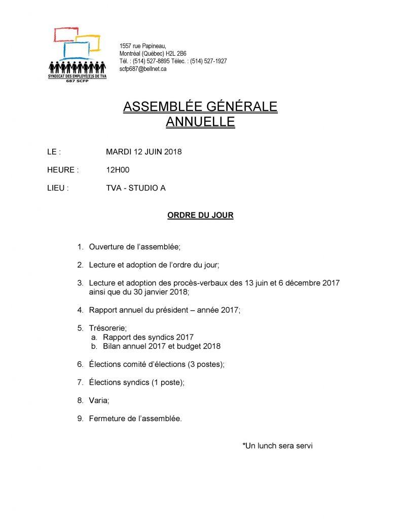 180612 assemblee generale annuelle_ordre du jour